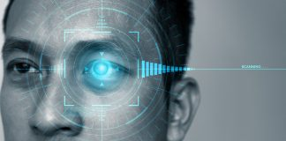 retinal recognition