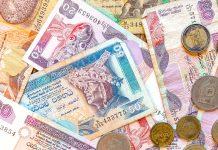 sri lanka banknote