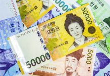 south korea fake banknotes