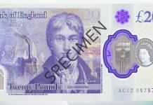 new £20