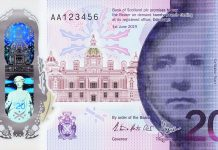 Scottish £20