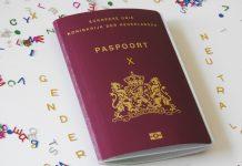 gender-neutral passports