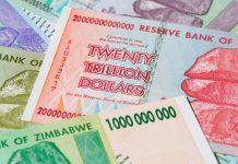 zimbabwe banknotes