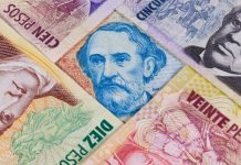 argentina banknote