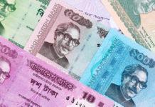 bangladesh banknote