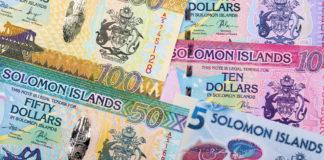 solomon islands banknote