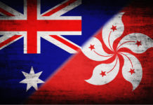 hong kong australia