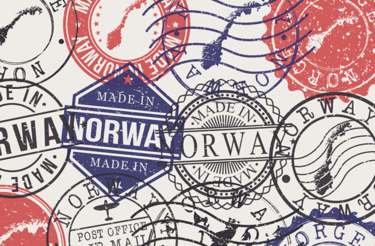 norway passport