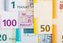 azerbaijan banknotes