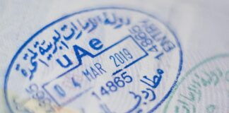 United Arab Emirates - visa
